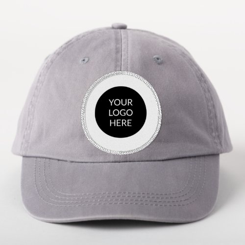 Add your logo personalized business simple patch