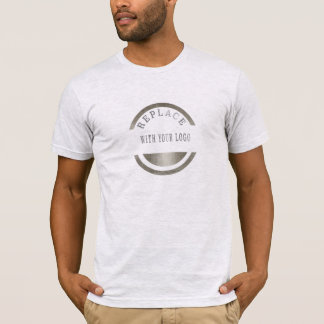 ADD Your  LOGO | Replace Logo PROFESSIONAL T-Shirt