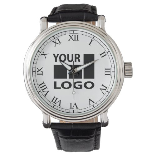 Add Your Logo to Your Wrist Watch