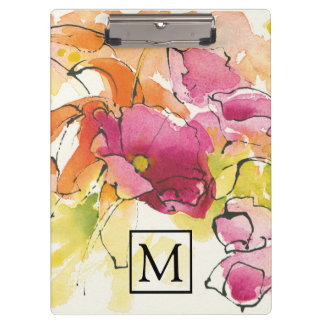 Add Your Monogram | Pattys Plum Clipboard