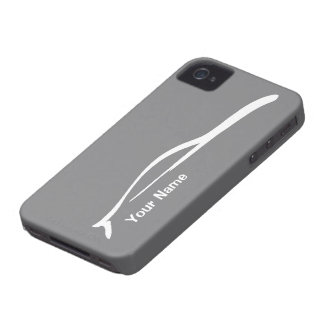 Add your name - G35 Coupe Logo - Graphite Shadow Case-Mate iPhone 4 Case