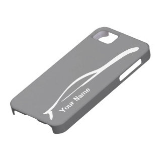 Add your name - G35 Coupe Logo - Graphite Shadow iPhone SE/5/5s Case