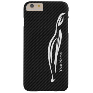 Add your name - Hyundai Genesis Coupe silhouette Barely There iPhone 6 Plus Case