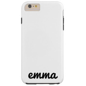 Add Your Name Iphone 6/ Iphone 6 Plus Case