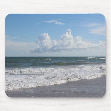 Beach Themed Add Your Own Beautiful Beach Pic Instead of Mine Mouse Pad