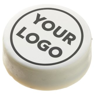 Add Your Own Business Company Logo Promotional Chocolate Covered Oreo
