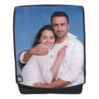 Add Your Own Custom Photo Backpack