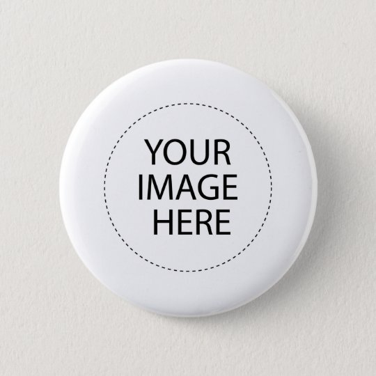 Add Your Own Image and Text Pinback Button
