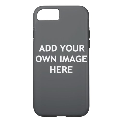 Add your own image iPhone 8/7 case