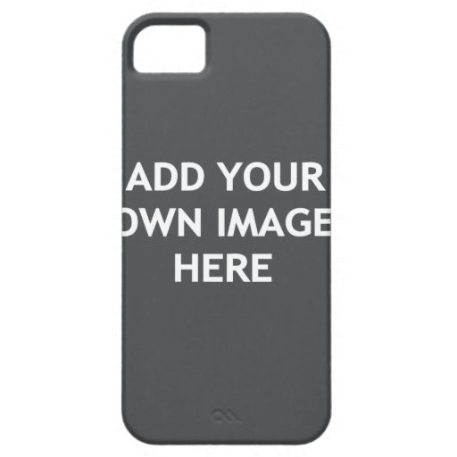 Add your own image iPhone SE/5/5s case