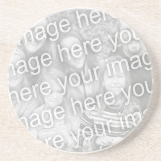 Add your own image coaster