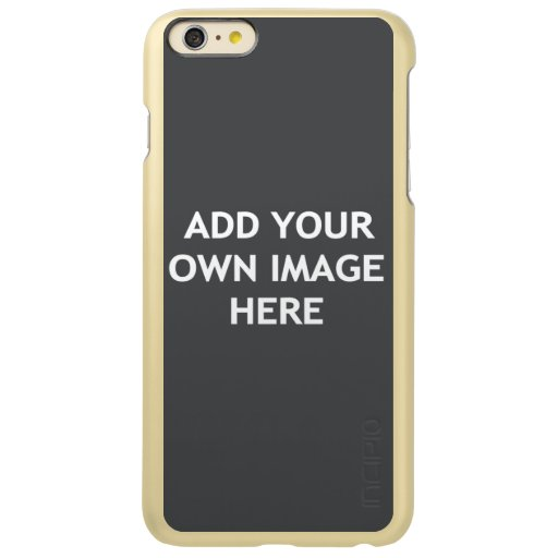 Add your own image incipio feather shine iPhone 6 plus case