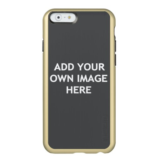 Add your own image incipio feather shine iPhone 6 case