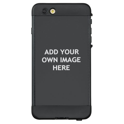 Add your own image LifeProof NÜÜD iPhone 6 plus case