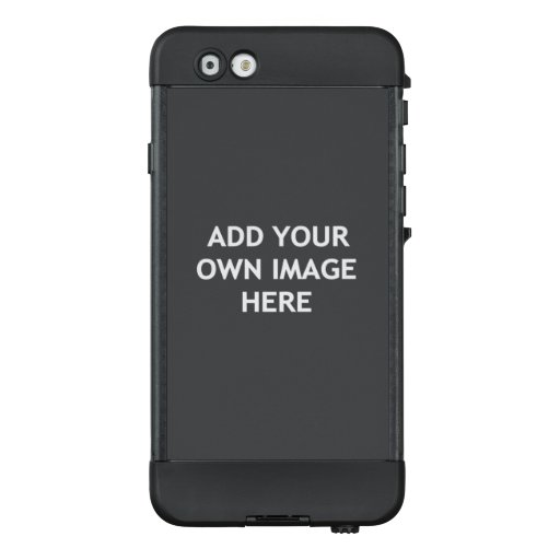 Add your own image LifeProof NÜÜD iPhone 6 case