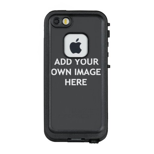 Add your own image LifeProof FRĒ iPhone SE/5/5s case