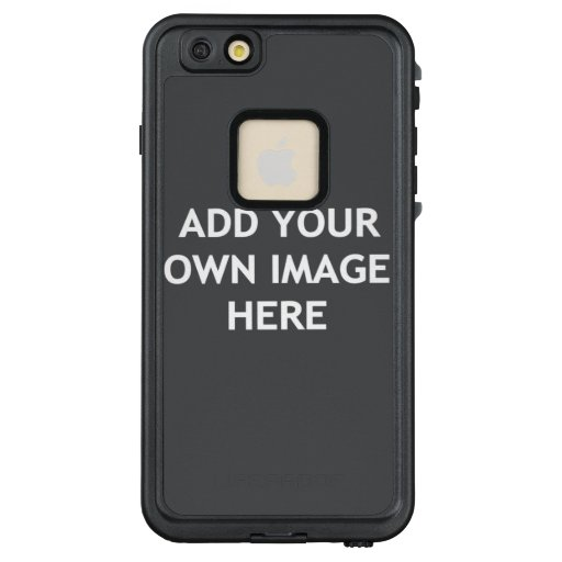 Add your own image LifeProof FRĒ iPhone 6/6s plus case
