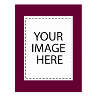 Add Your Own Image Or Text - Customized Postcard