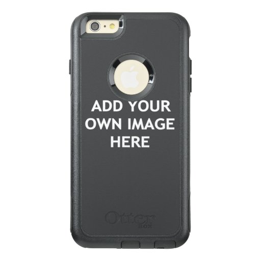 Add your own image OtterBox iPhone 6/6s plus case