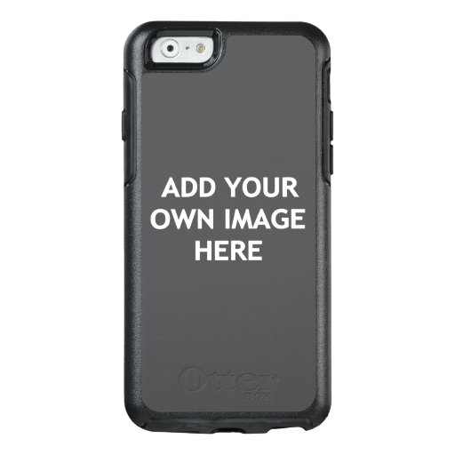 Add your own image OtterBox iPhone 6/6s case