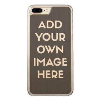 Add Your Own Image/Photo Carved iPhone 8 Plus/7 Plus Case