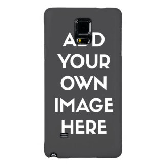 Add Your Own Image/Photo Galaxy Note 4 Case