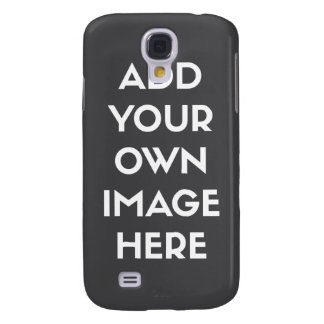Add Your own Image/Photo Galaxy S4 Case