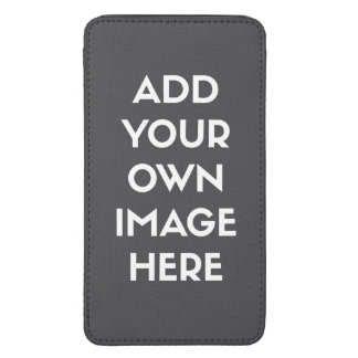 Add Your Own Image/Photo Galaxy S5 Pouch