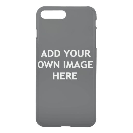Add your own image iPhone 8 plus/7 plus case
