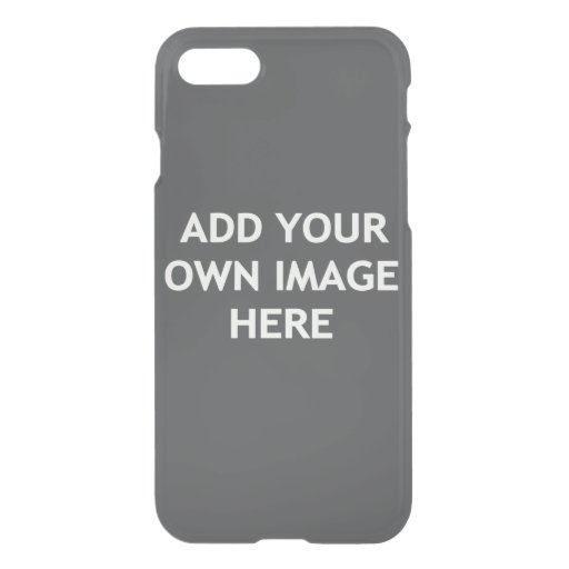 Add your own image iPhone SE/8/7 case