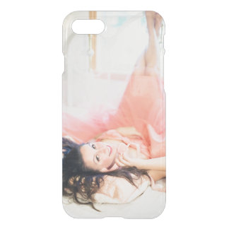 Add your own instagram photo custom upload clear iPhone 7 case
