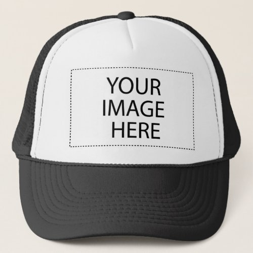 Add Your own Logo Idea or comment Trucker Hat