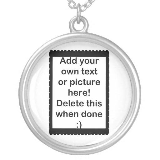 Add Your Own logo Jewelry