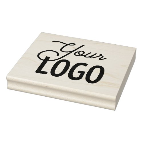Add Your Own Logo or Graphic Rubber Stamp