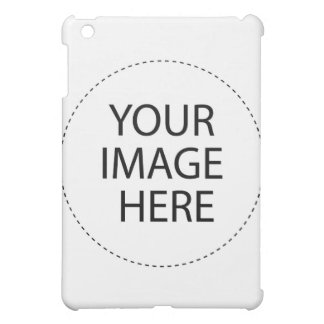ADD YOUR OWN ORIGINAL IMAGE COVER FOR THE iPad MINI