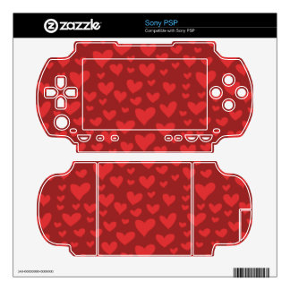 Add Your Own Pattern Skins For The Sony PSP