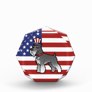 Add Your Own Pet and Flag Award
