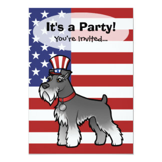 Add Your Own Pet and Flag Card