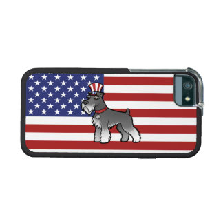 Add Your Own Pet and Flag Cover For iPhone 5