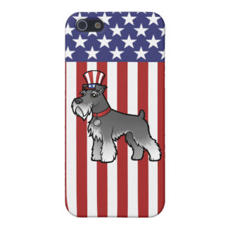 Add Your Own Pet and Flag iPhone 5 Case