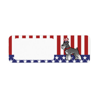 Add Your Own Pet and Flag Label