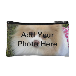 Add Your Own  Photo Makeup Bag