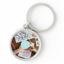Add your own Photo Customisable Keyring