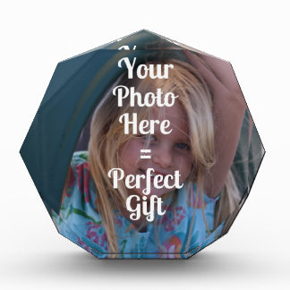 ADD YOUR OWN PHOTO EASY UPLOAD GIFT Mother's Day Award