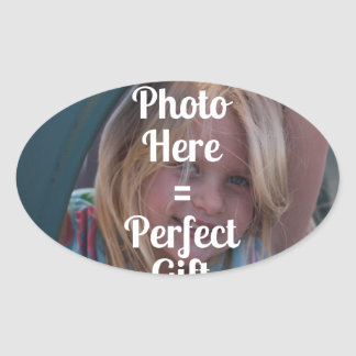 ADD YOUR OWN PHOTO EASY UPLOAD GIFT Mother's Day Stickers