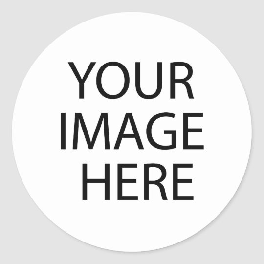 Add Your Own Photo for Wedding Stickers