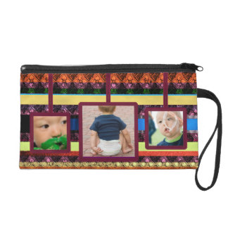 Add Your Own Photo Frame Grunge Bagettes Bag