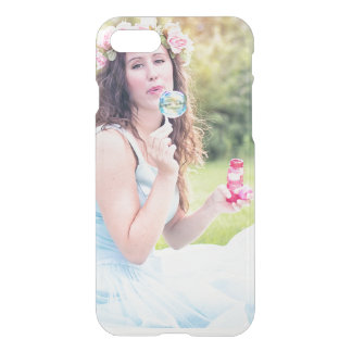 Add your own photo instagram custom upload clear iPhone 7 case