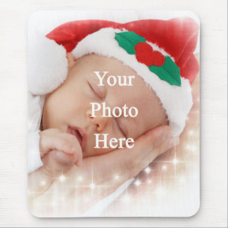 add your own photo mouse pad