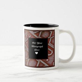 ADD YOUR OWN PHOTO COFFEE MUGS